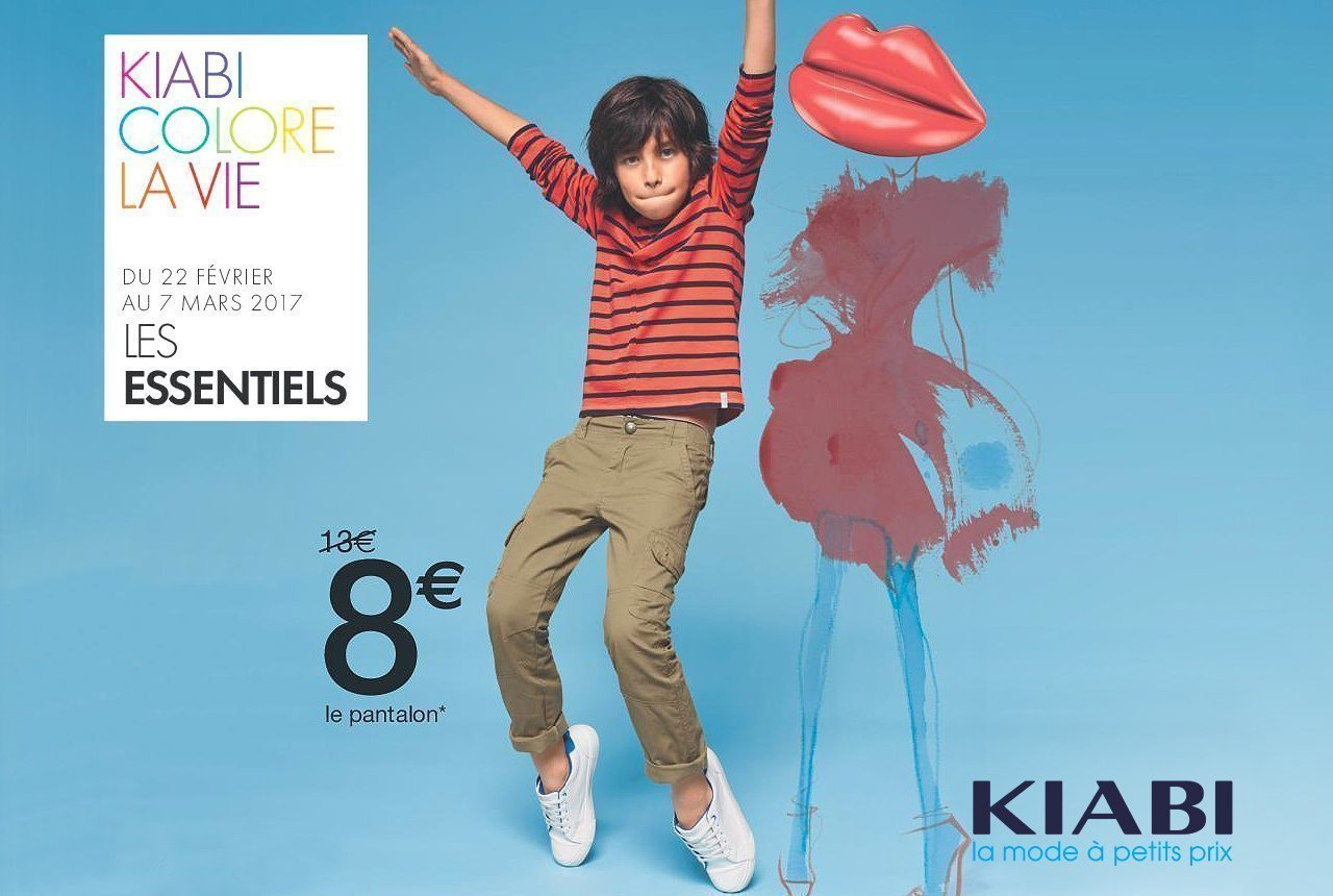 Les Essentiels Kid Kiabi