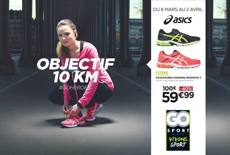 Promo-rayon-fitness-running-Go-Sport - Pays de Montaigu