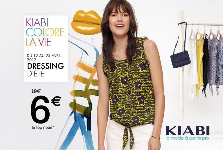 Vêtements-Ete-Kiabi - Pays de Montaigu