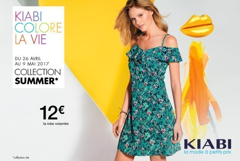 KIABI Collection Summer 2017