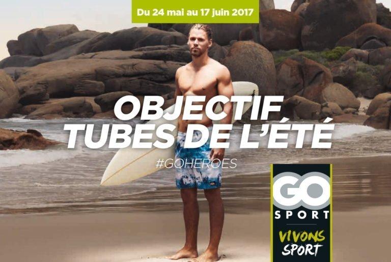 Go Sport Montaigu-Boufféré - Collection été