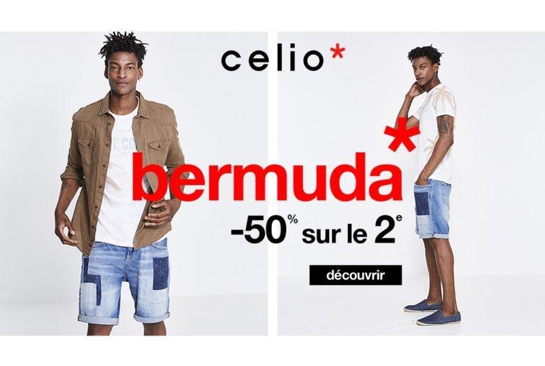 Bermudas & shorts pour homme - Celio Pays de Montaigu