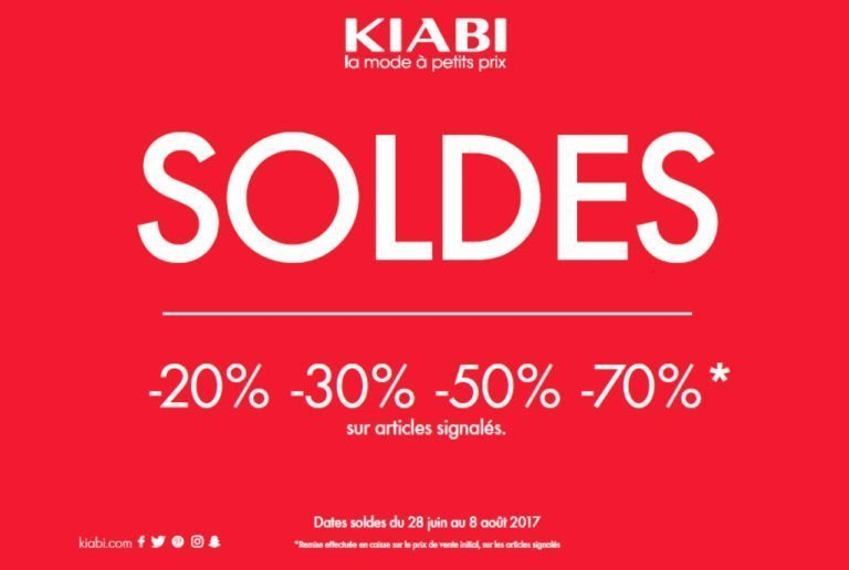 Soldes Kiabi Montaigu-Boufféré - Pays de Montaigu