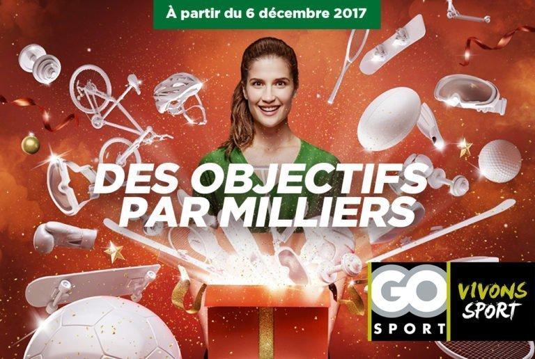 idée cadeau Go Sport