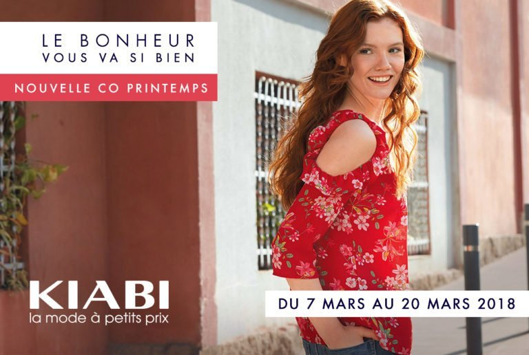 Collection Printemps Kiabi