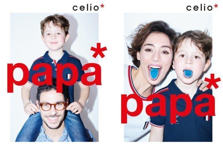 Fête des pères avec Celio